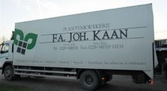 Takeover Kaan Plant Nursery